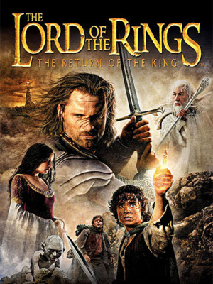 The Lord of the Rings 3 - The Return of the King