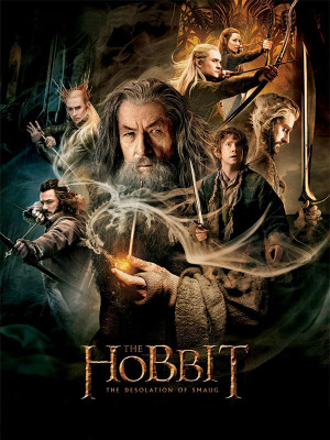 The Hobbit-The Desolation of Smaug