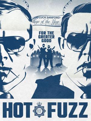پلیس خفن - Hot Fuzz
