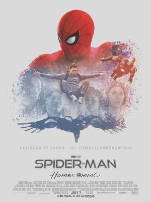 مرد عنکبوتی: بازگشت به خانه - Spider-Man: Homecoming