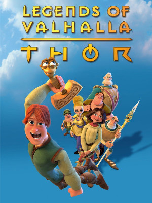 Legends of Valhalla: Thor