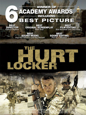 مهلکه - The Hurt Locker