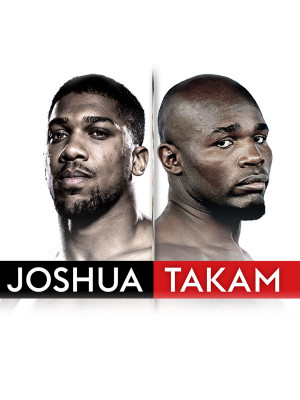 Anthony Joshua Vs Carlos Takam Fight Boxing