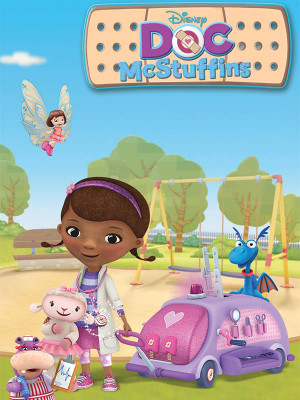 دکتر مکی - بره ژله ای - Doc McStuffins