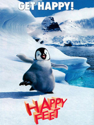خوش قدم - Happy Feet