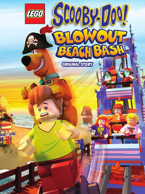 Lego ScoobyDoo! Blowout Beach Bash