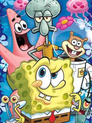باب اسفنجی - فرار از مدرسه - SpongeBob SquarePants