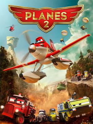 هواپیماها: آتش و نجات - Planes: Fire & Rescue