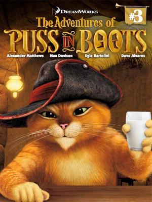 گربه چکمه پوش - قسمت اول شهردار شجاع - The Adventures Of Puss In Boots - E01