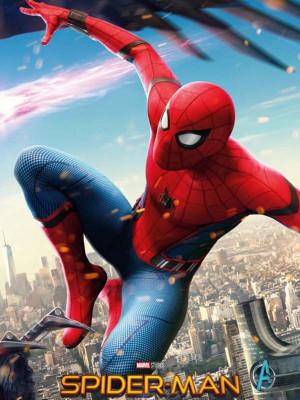 مرد عنکبوتی - قسمت 1