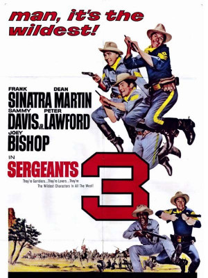 سه گروهبان - Sergeants 3