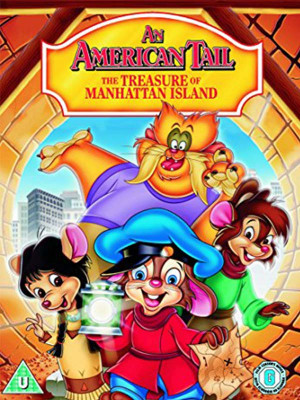 گنجینه جزیره - An American Tail: The Treasure of Manhattan Island