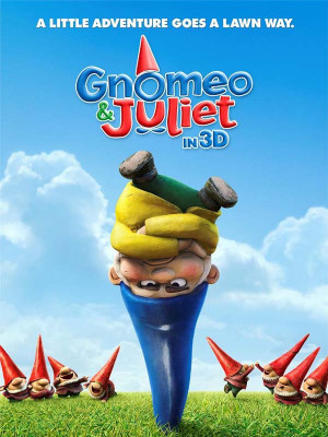 نومئو و ژولیت - Gnomeo and Juliet