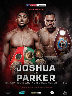 Boxing on Anthony Joshua and Joseph Parker