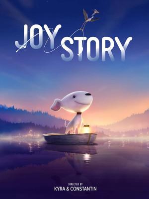 A Joy Story: Joy and Heron