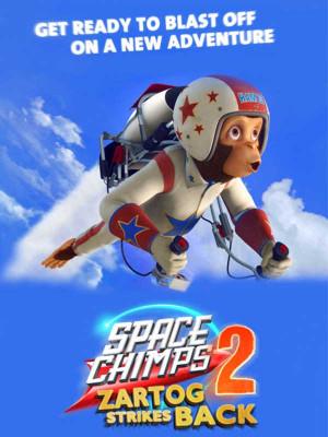 Space Chimps 2 : Zartog Strikes Back