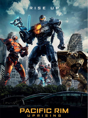 Pacific Rim 2 : Uprising