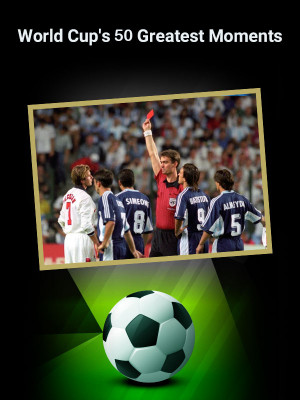 World Cup's 50 Greatest Moments