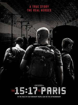 قطار ۱۵:۱۷ به مقصد پاریس - The 15:17 to Paris