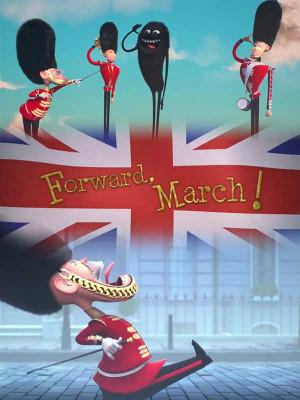 Forward, March !