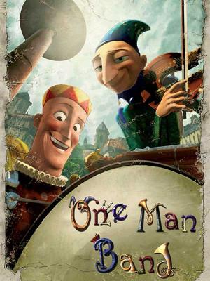 گروه تک نفره - One Man Band