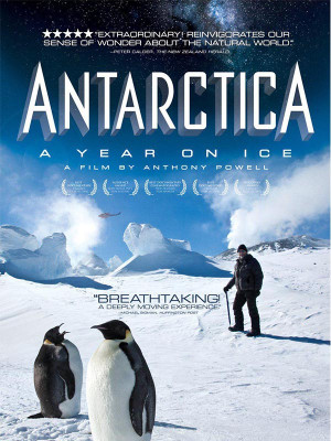 Antarctica : A Year on Ice