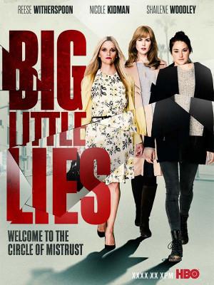 دروغ های کوچک بزرگ - فصل 1 قسمت 6