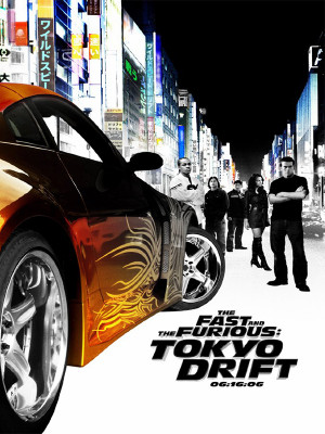 The Fast and the Furious 3 : Tokyo Drift