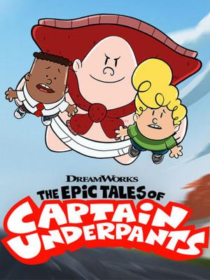 کاپیتان زیرشلواری - فصل 1 قسمت 1 - Captain Underpants S01E01