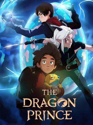 شاهزاده اژدها - فصل 1 قسمت 1 - The Dragon Prince S01E01