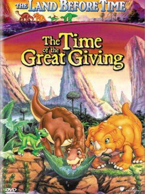 The Land Before Time 3 : The Time of the Great Giving