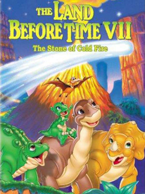 The Land Before Time 7 : The Stone of Cold Fire