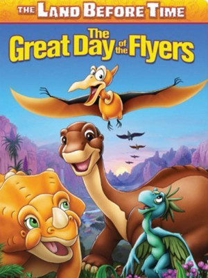 The Land Before Time 12 : The Great Day of the Flyers