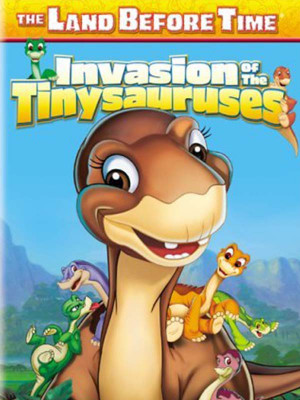 The Land Before Time 11 : Invasion of the Tinysauruses
