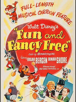داستان های شاد - قسمت 2 - Fun and Fancy Free E02