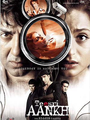 Teesri Aankh : The Hidden Camera