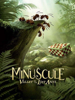 Minuscule : Valley of the Lost Ants