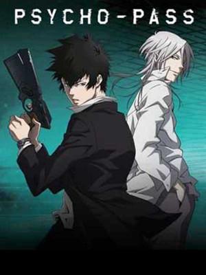 روان نما - فصل 1 قسمت 2 - Psycho Pass S01E02