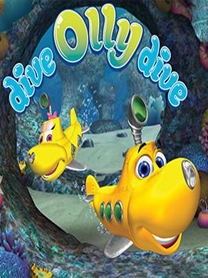 دریاچه پر ماجرا - Dive Olly Dive