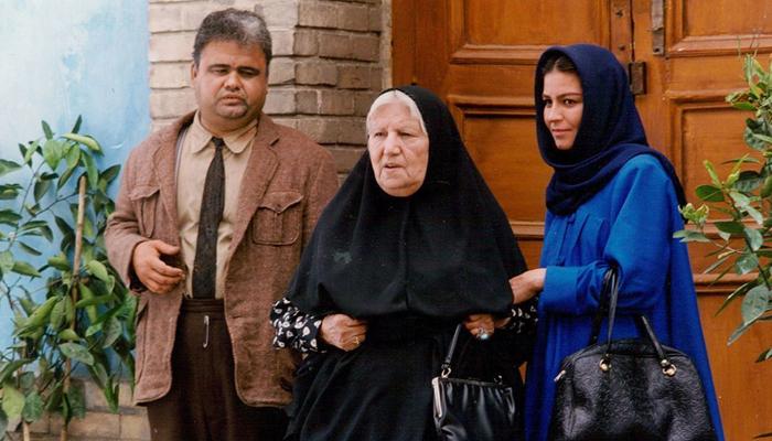 فیلم مادر علی حاتمی