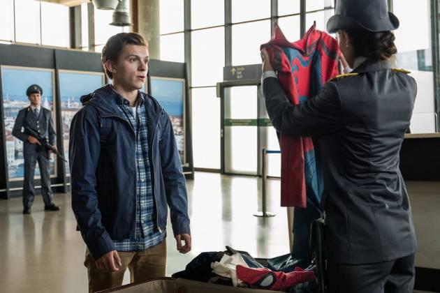 تصاویر جدید از فیلم مرد عنکبوتی