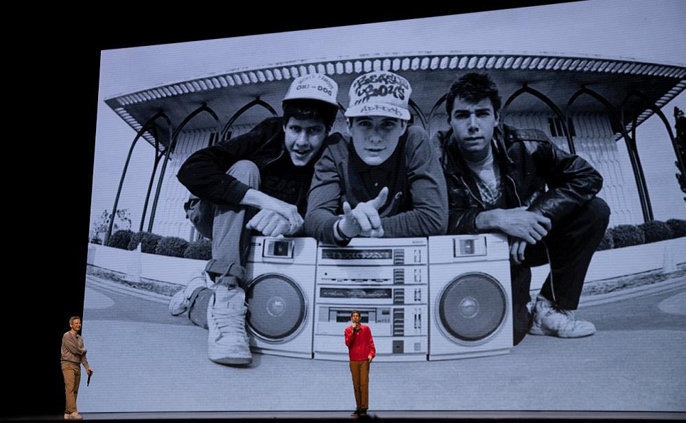 مستند داستان بیستی بویز (Beastie Boys Story)