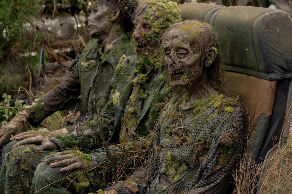 سریال مردگان متحرک: دنیای آینده