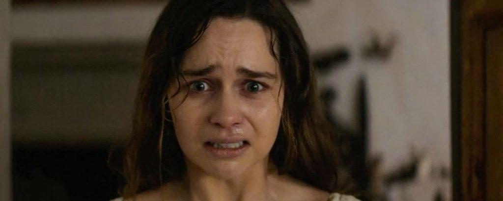 امیلیا کلارک در فیلم ترسناک راهنمای قتل