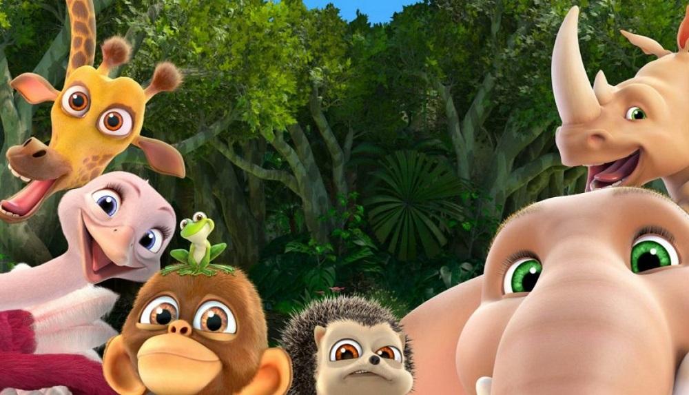 انیمیشن نبض جنگل