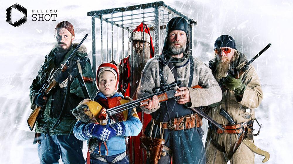 فیلم کریسمسی صادرات نادر