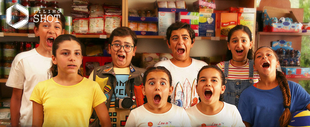 نمایی از فیلم ترکی بچه های محله