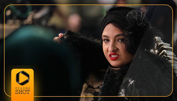 گلاره عباسی در سریال هیولا 2