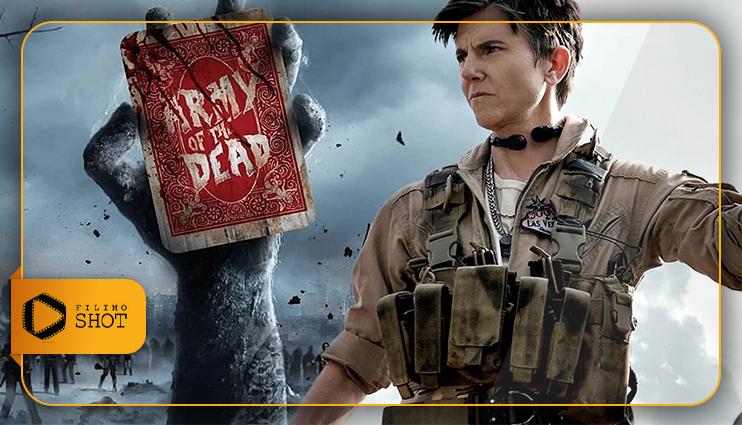 تیگ ناتارو در فیلم ارتش مردگان