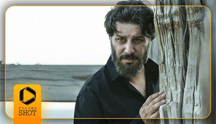 جواد عزتی در نمایی از فیلم خورشید مجید مجیدی